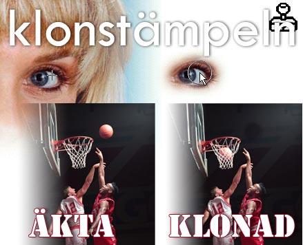 klona i photoshop